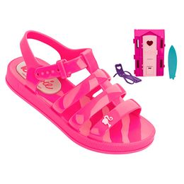 Barbie-Dreamhouse-Sandalia-Infantil-Rosa-Happy---Yahoo-Calcados-2